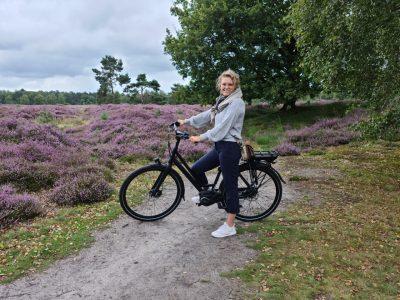 Inge fiets